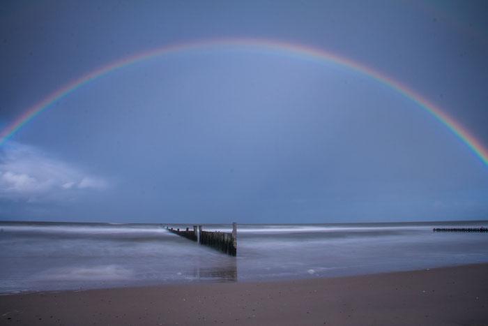 Moni Janßen  - Regenbogen