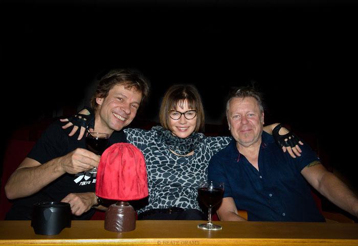 Gregor Hilden & Richie Arndt © 17.01.2020 BEATE GRAMS