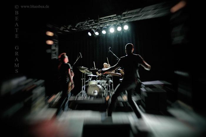 Dennis Hormes Band. Carls Eckernförde, 19.11.2016