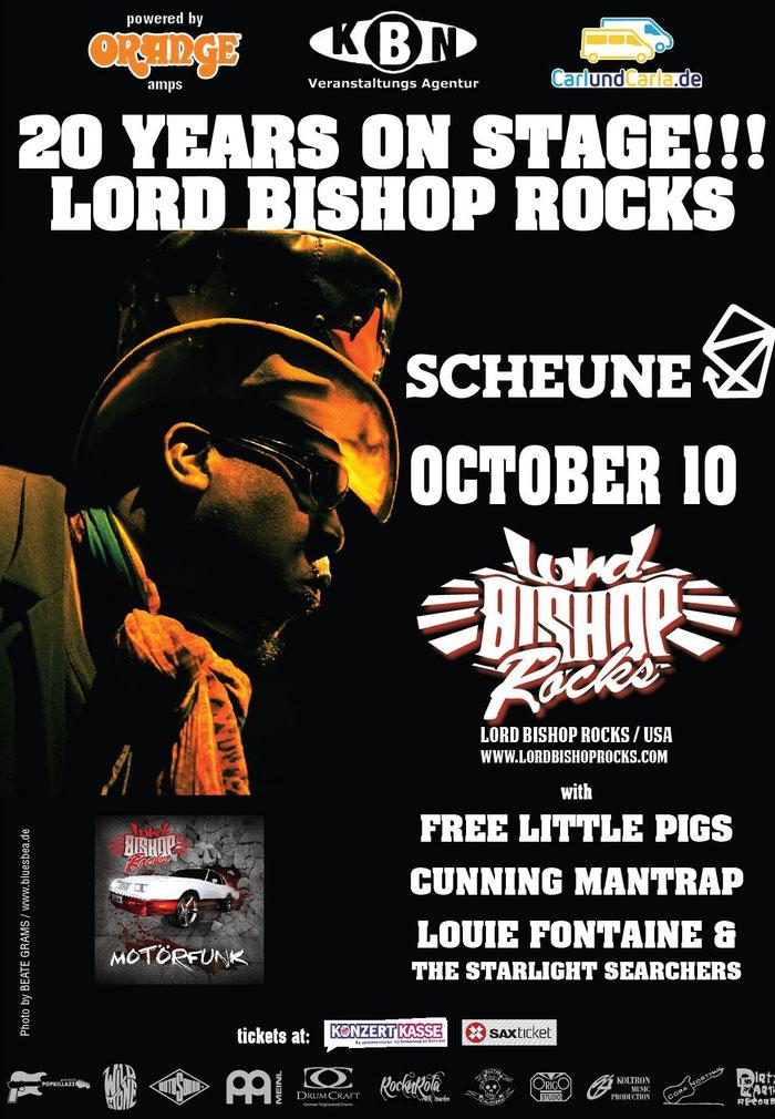 Lord Bishop Rocks - 09/2015