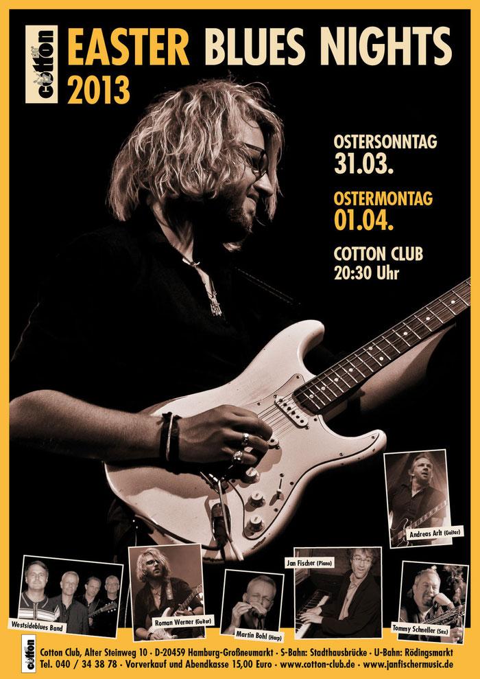 Easter Blues Nights Hamburg - 03/2013