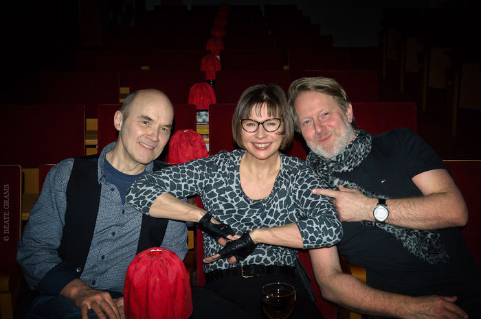 Peter Weissbarth &  Sascha Oeing  © 17.01.2020 BEATE GRAMS
