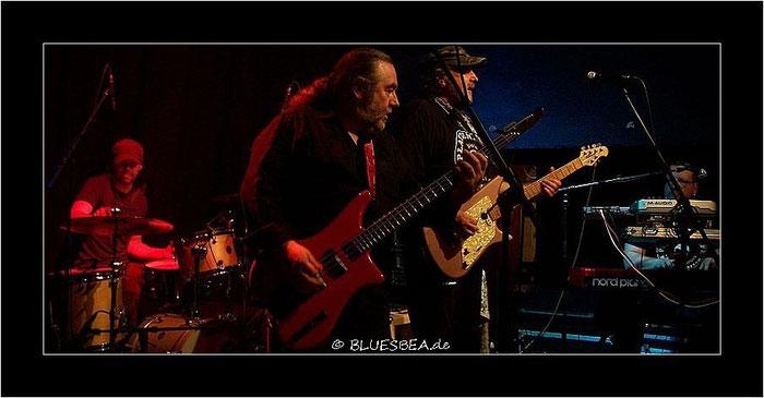Miller Anderson - 13. Bluesfestival Kiel - 18. Februar 2011 - Räucherei