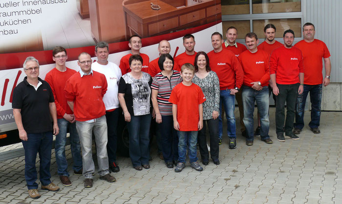 Das Team der Sargfabrik Pollmer GmbH