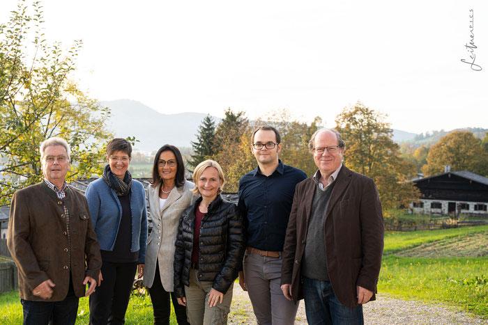 Vorstand Heimatbund Mondsee