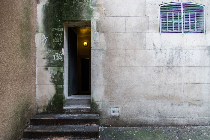 Maison d'arrêt de Carcassonne, 2019, Léo Derivot