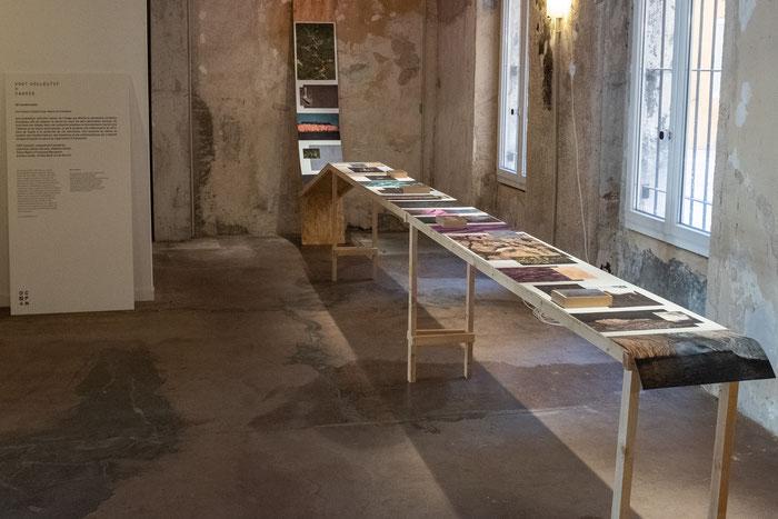 """Exposition """"Patrimoine commun"""" avec Collectif VOST et le Centre photographique de Marseille du 18 Septembre 2020 au 24 Octobre 2020"""