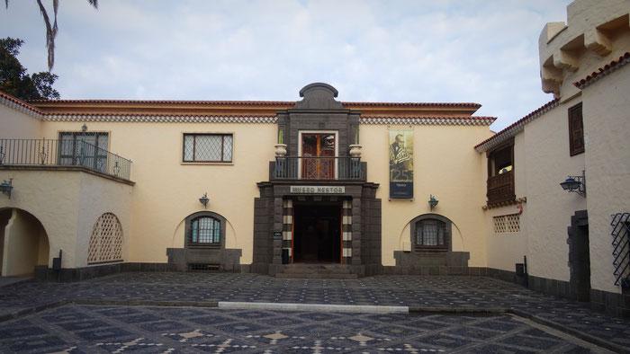 Das Museo Néstor in Las Palmas