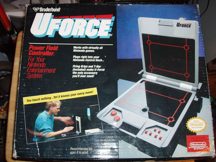 U-Force power games