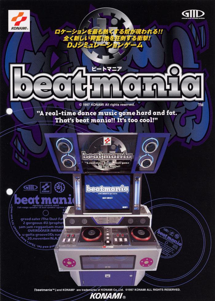 Beatmania 1997