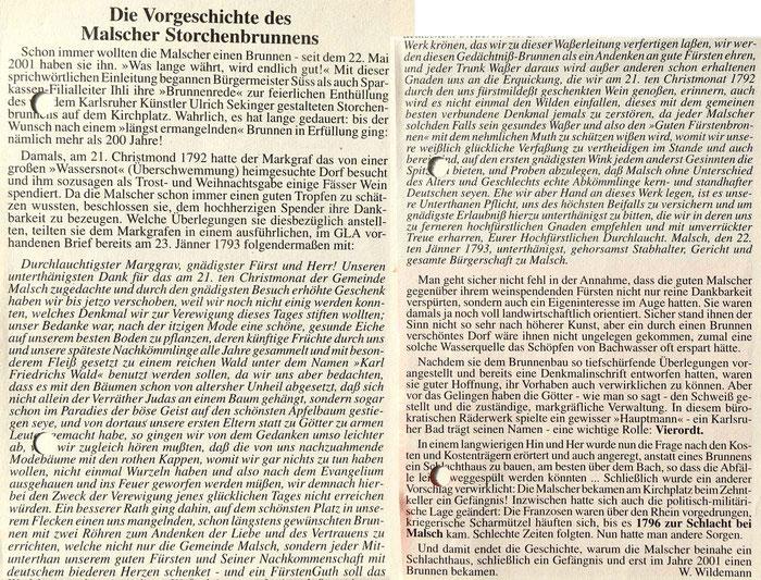 Mit Klick vergrößern - GA 7.6.2001