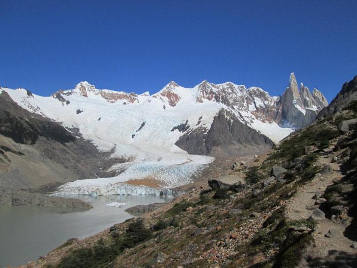 Mirador Maestri, Cerro Torre, Patagonien