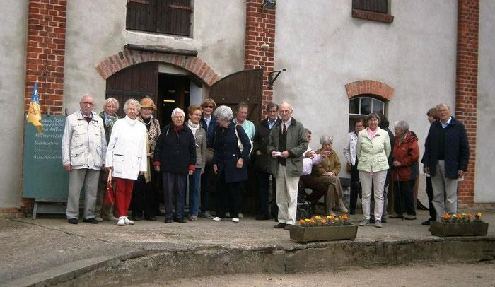 Unsere Reisegruppe - Foto: I.Längin