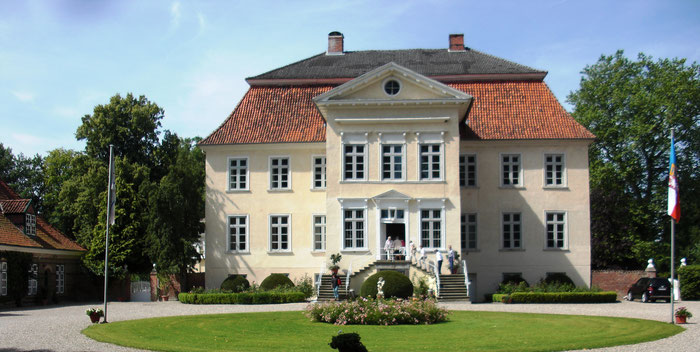 Das Herrenhaus - Foto: Elke Pöttger