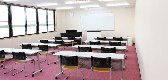 公民館内の教室(講座室)のイメージ画像