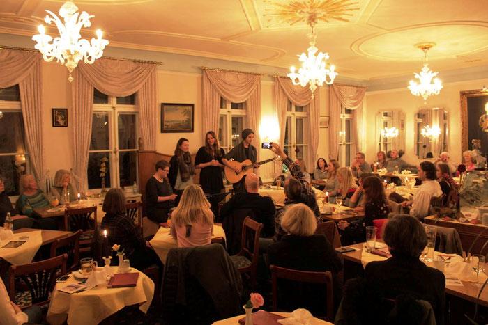 Offene Bühne im Bayerischen Hof Starnberg