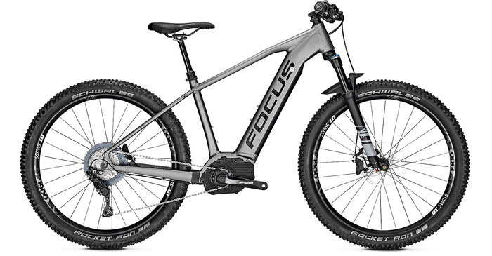 Focus Jarifa² 6.9 Plus - 2019 - e-Mountainbike