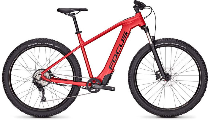 Focus Whistler² 6.9 - Cross e-Bike 2019
