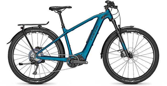 Focus Aventura² 9.8 - Trekking e-Bike 2019