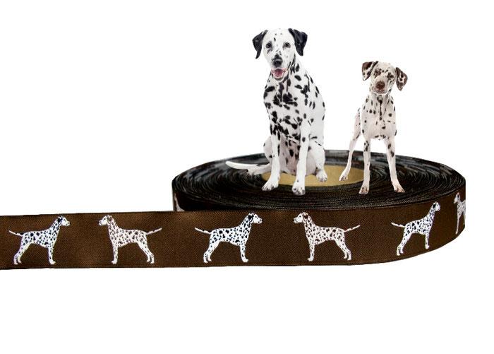 Dalmatiner Webband Hunde Borte Hund