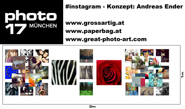 Foto: Andreas Ender, photo-art+painting   strictly limited INSTAGRAM Edition of 5