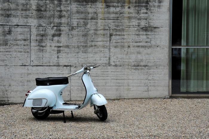 meine Vespa, 125ccm - VNB6T - 1964