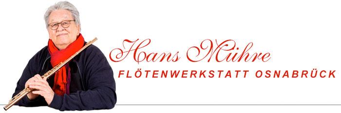 Hans Mühre, Flötenwerkstatt Osnabrück