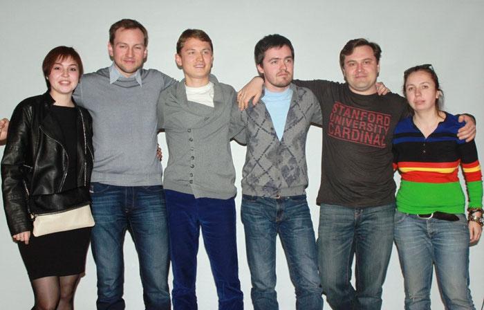 """Команда """"ГАГАРИН"""" №1 в апрельской игре в LaunchGurus"""