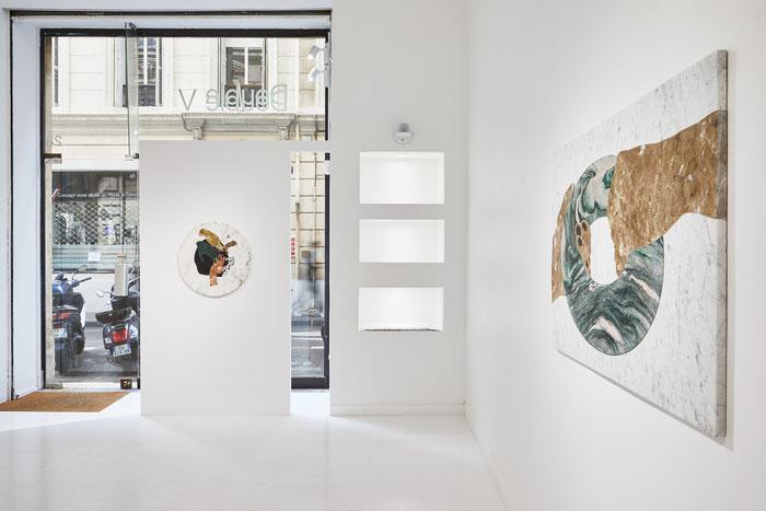 """""""échec-plaisir"""", Alice Guittard, Galerie Double V , Marseille © Jeanchristophe Lett"""