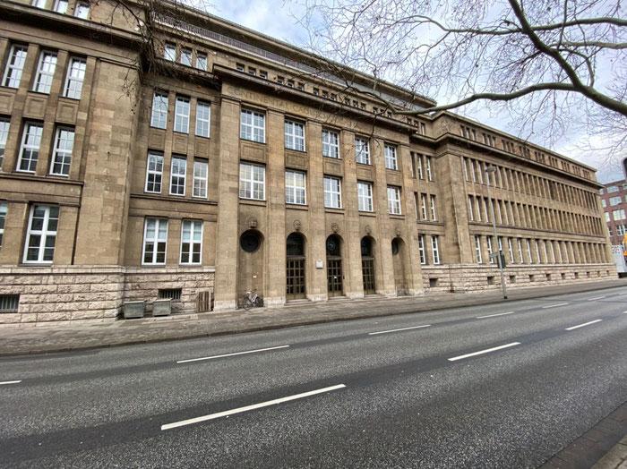 Vahrenwalder Straße 7 - 30165 Hannover - hier liegt unser Büro Stadtmitte