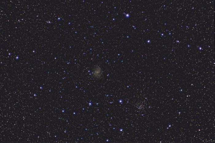 NGC 6946 Feuerwerk-Galaxie, NGC 6939