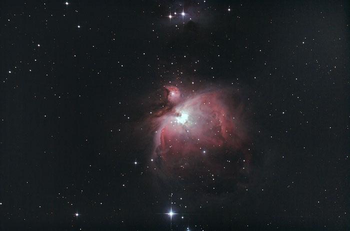 M42, Orionnebel