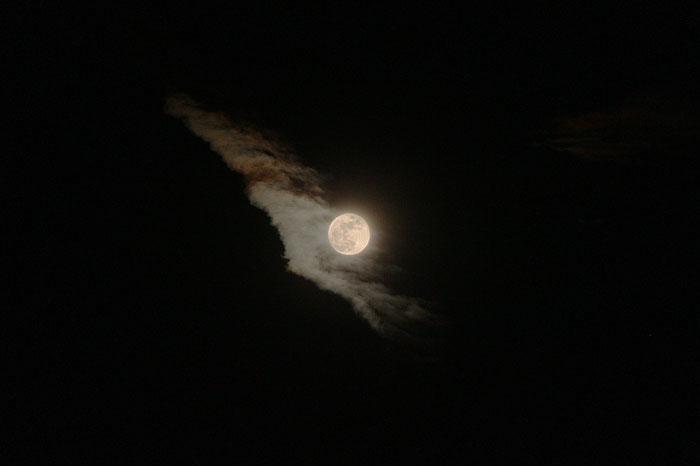 Blue Moon vom 31.1.2018