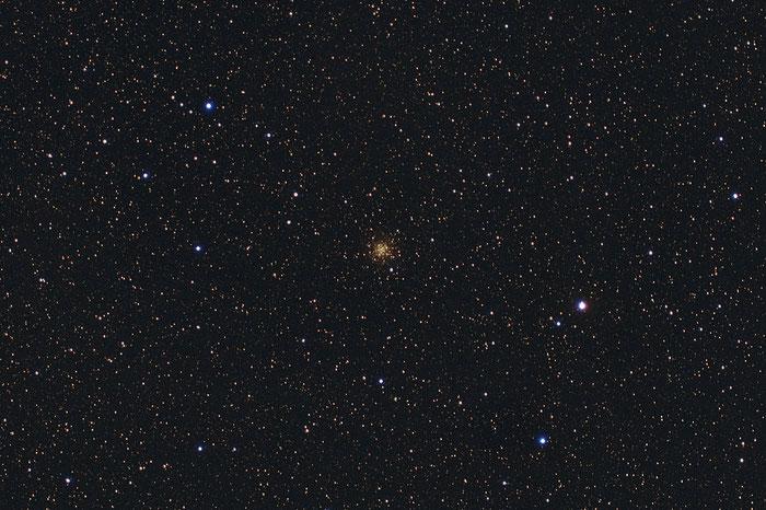 M56, Messier 56, Kugelsternhaufen im Sternbild Leier