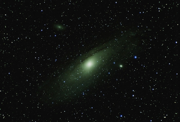 M31, Andromedagalaxie