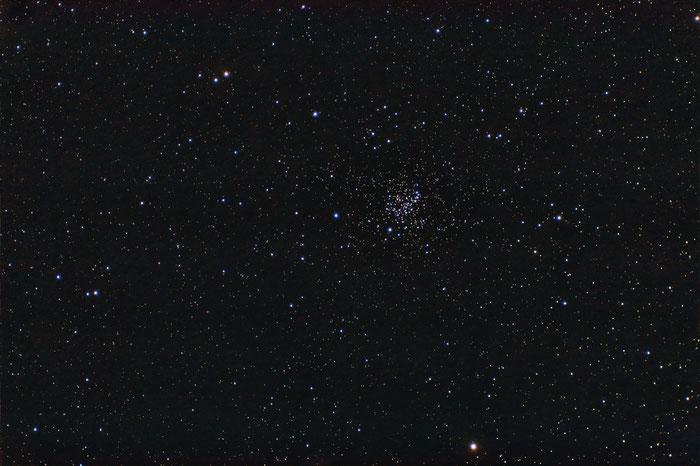 M67, Offener Sternhaufen im Sternbild Krebs