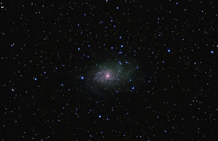 M33, Dreiecksnebel, Dreiecksgalaxie, Triangulumnebel