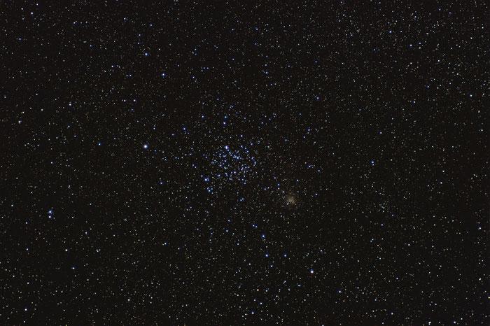 M35, NGC 2158
