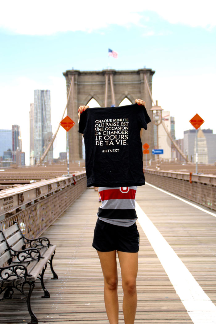 Brooklyn Bridge - FITNEXT MOTIVATION