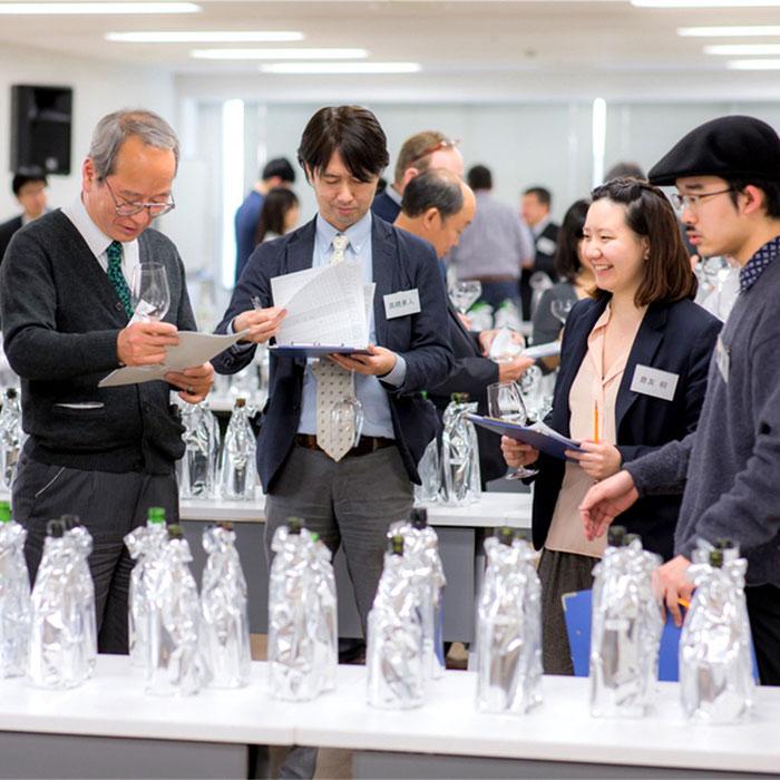 参照元 ワイングラスでおいしい日本酒アワード公式HP