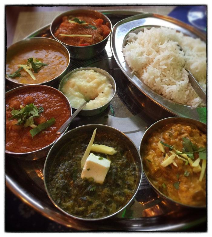 indian rasoi karlsruhe kulinarische vielfalt restauranttest in karlsruhe essen gehen in. Black Bedroom Furniture Sets. Home Design Ideas