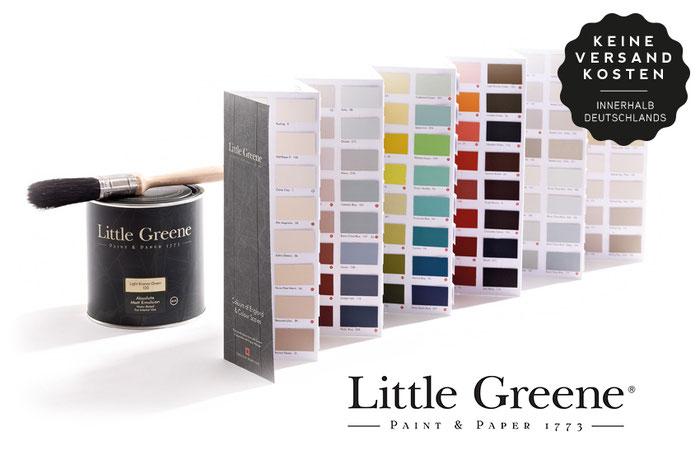 Qualitat Aus England Der Farbtresen Farben Tapeten