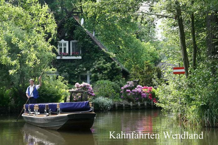 Kahnfahrten Wendland, Foto: Kahnfahrten Wendland