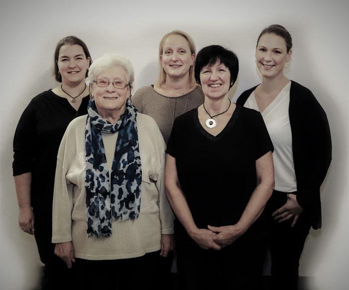 Die Mitglieder vom Heimatverein Ferch - 30.09.2017