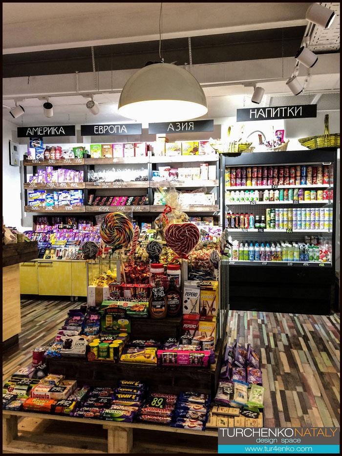 10 Дизайн магазина сладостей  ДИЗАЙН ИНТЕРЬЕРОВ МОСКВА 89163172980