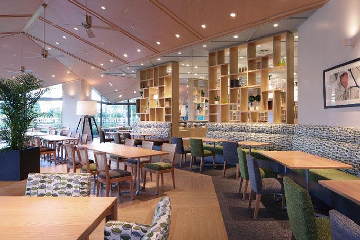 Дизайн ресторанов в Москве под ключ