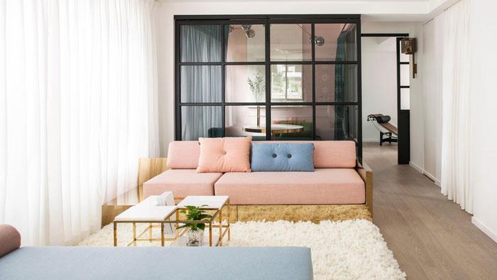 Дизайн и ремонт квартир в Москве