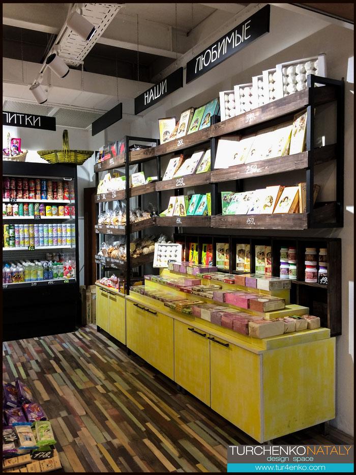 12 Дизайн магазина сладостей  ДИЗАЙН ИНТЕРЬЕРОВ МОСКВА 89163172980