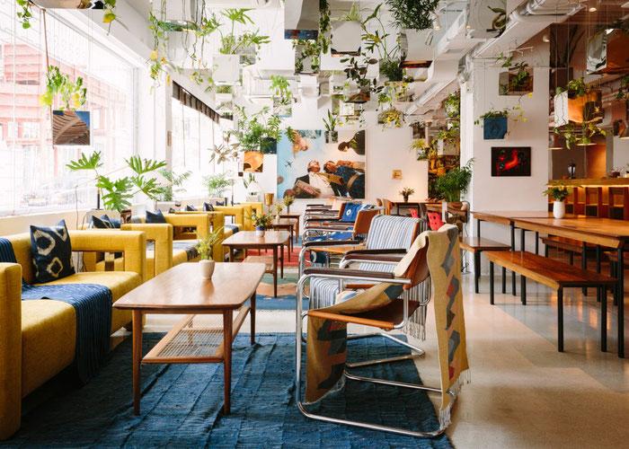 Проектирование и дизайн ресторанов в Москве