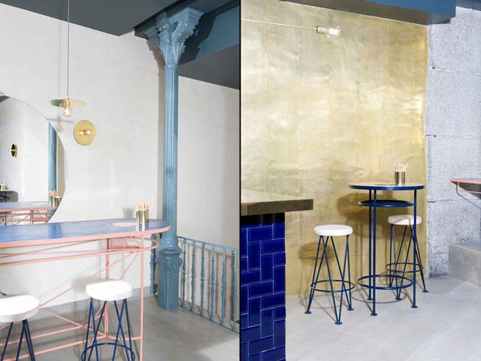 Заказать дизайн проект кафе под ключ с авторским надзором